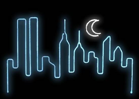 skyline sign neon -#main